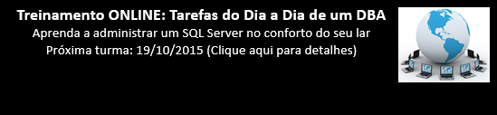 Treinamento SQL Server